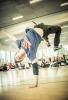 Breakdance - die Saxons