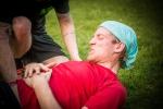 Bauchmuskeltraining - Spiesser Haertetest BootCamp
