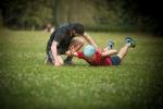 Bauchmuskeldrill - Spiesser Haertetest BootCamp