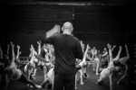 Taenzer Staatsoperette Leuben Tanzgruppe beim Training