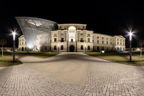 Militärhistorisches Museum in Dresden 2014