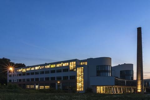 Architekturaufnahme für IBH IT-Service GmbH