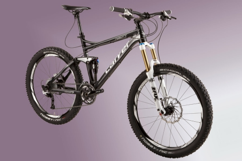 Carver Mountainbike Fully